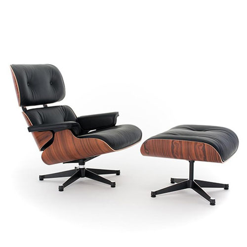 Eames Lounge Chair & Ottoman-f1