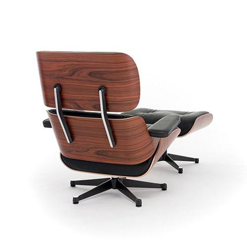 Eames Lounge Chair & Ottoman-f3