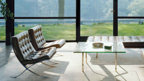 g&v architectural furniture _Rohe Barcelona Chair po6
