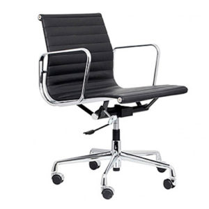 Charles Eames Office Chair EA117_ black