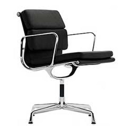 Charles Eames Office Chair EA208_ black