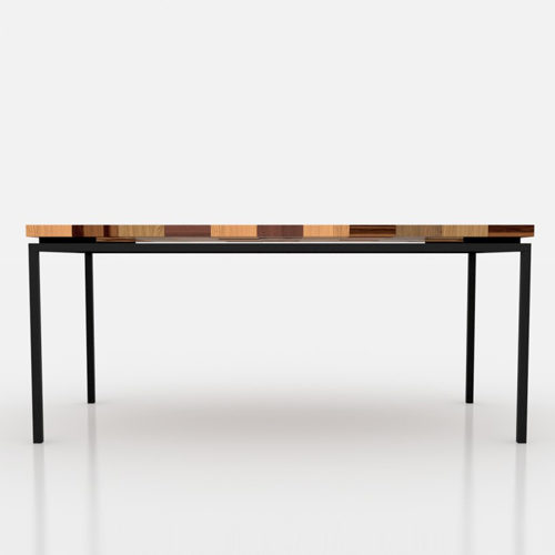 Domino table