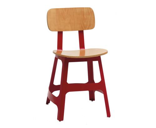 Manhattan Chair_red