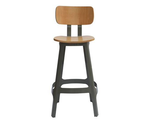 Manhattan Stool_black