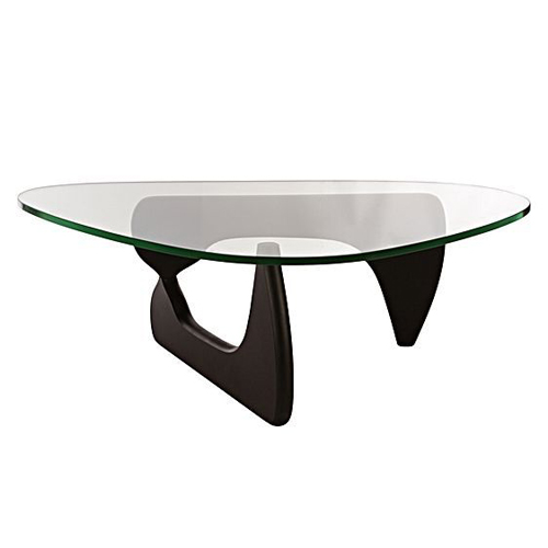 Noguchi coffee table_black