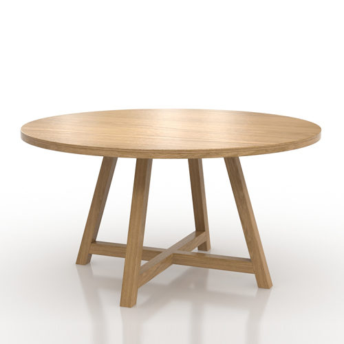 Art Table_oak