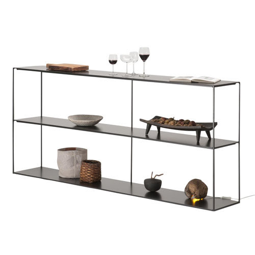 Slim Irony sideboard_black