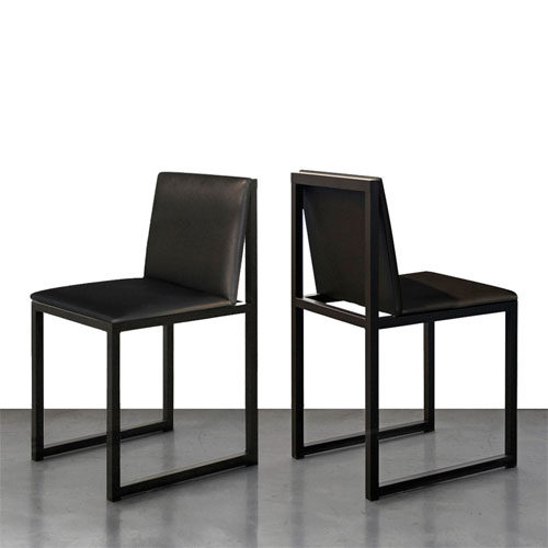 Teressa soft chair_black