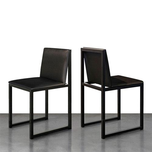 Teressa soft chair_black