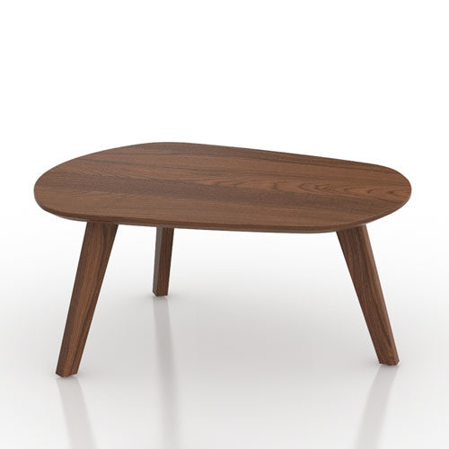 Lepus coffee table_oak