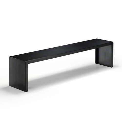 Irony bench_black