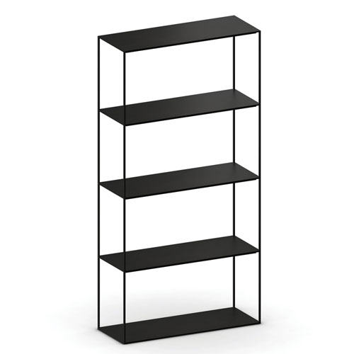 Slim Irony rack_black