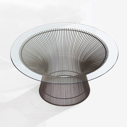 Wire coffee table-f1
