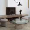 Wire coffee table-f2