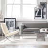Wire coffee table-f4