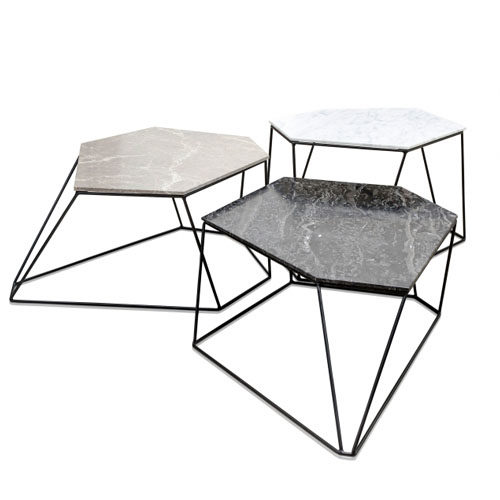 Bunker low tables