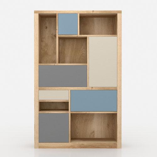 Elara Bookcase-f1
