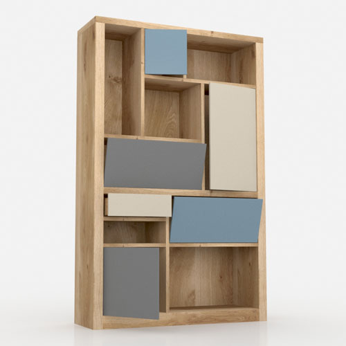 Elara Bookcase