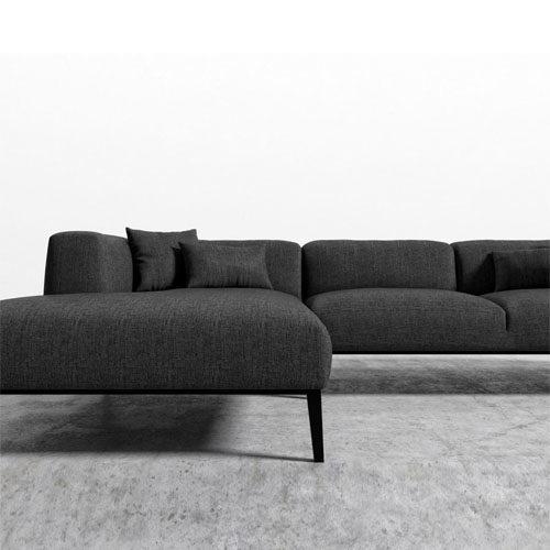 Norra corner sofa-f4
