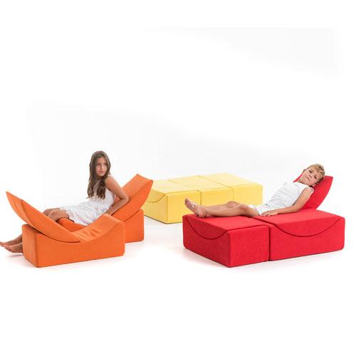 Kids sofa-f4